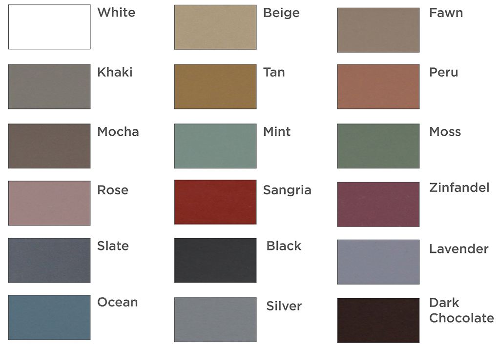 mocha color swatch specifications redi shade
