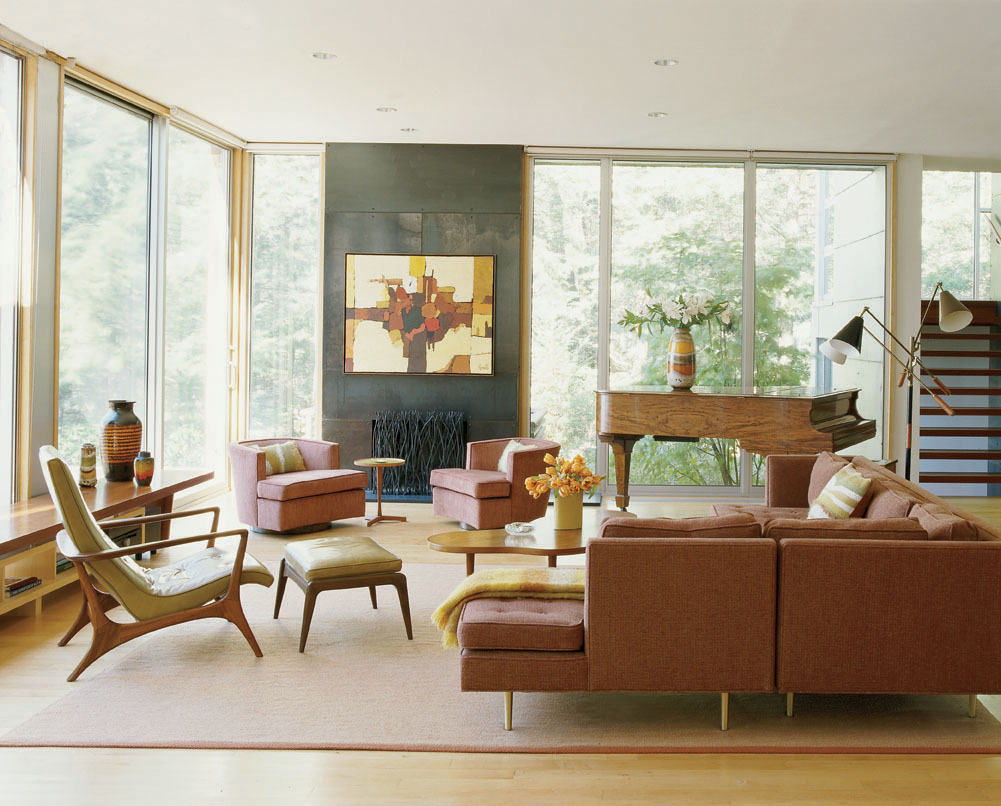Mid Century Modern Living Room This Design Style ...